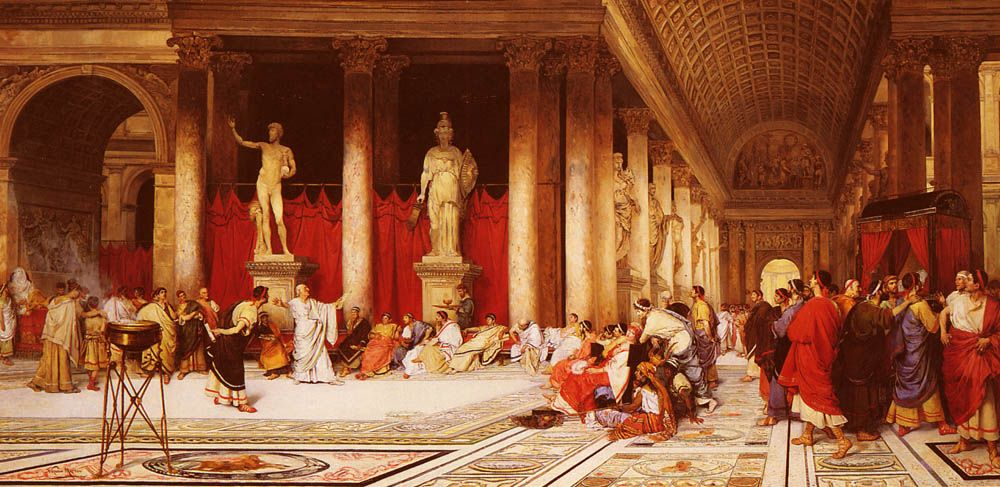 Curtea lui Caligula – Virgilio Mattoni de la Fuente