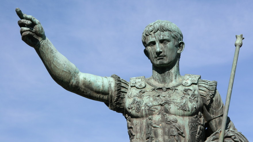 Caligula – statuie