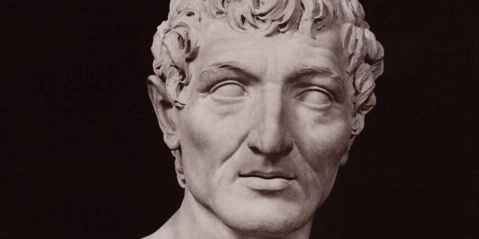 Una din statuile lui Marcus Cocceius Nerva